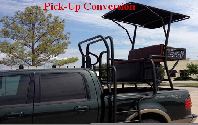 Pick-Up Conversion